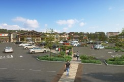 Day Creek Marketplace Rendering