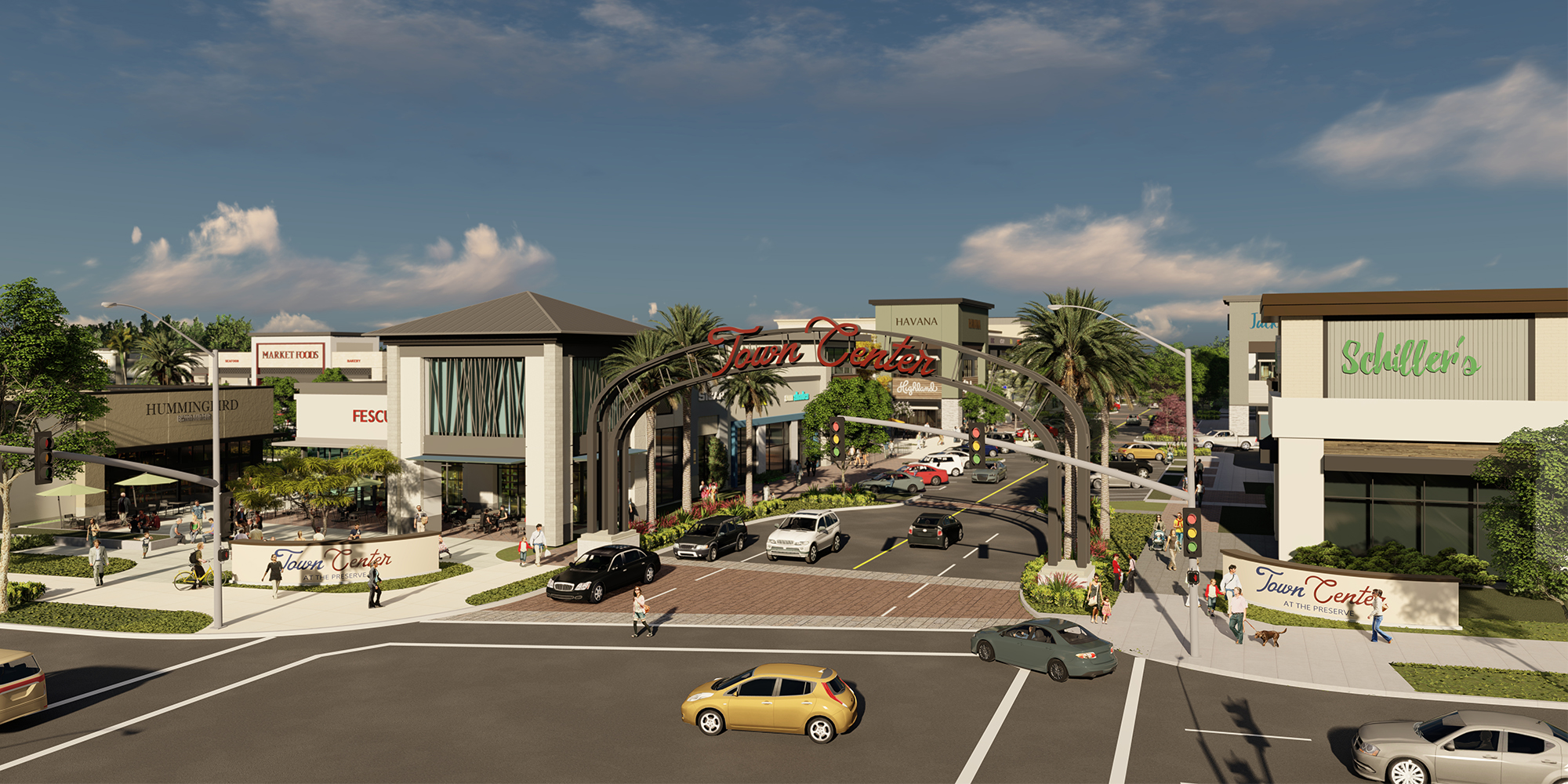 Town Center at The Preserve
