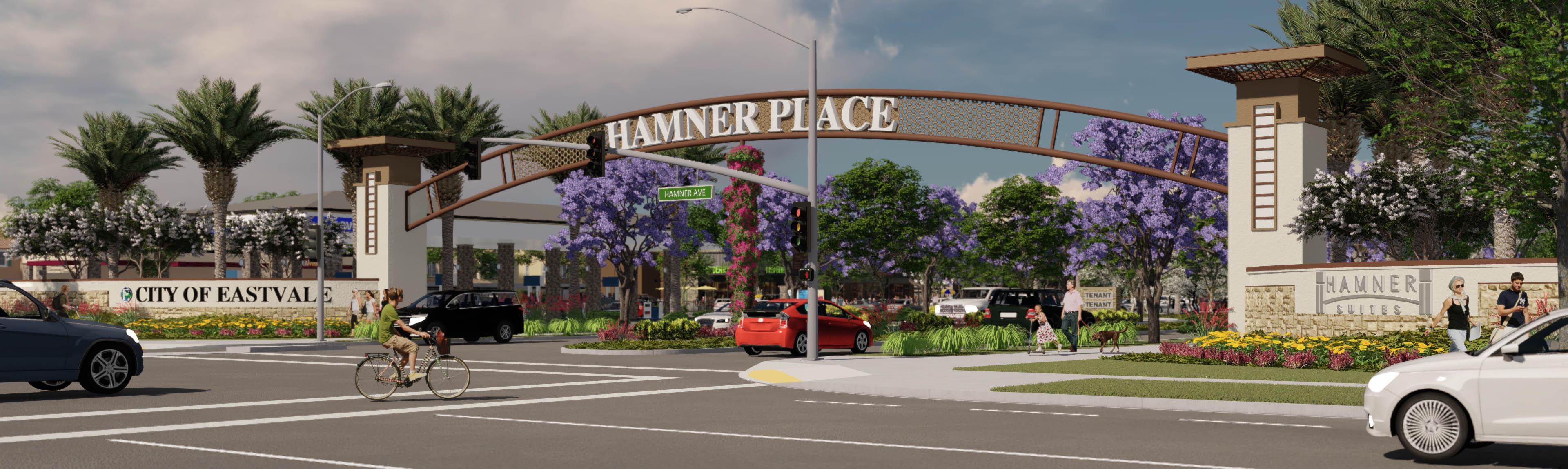Hamner Place Eastvale